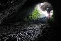 Lavahöhle Grotta dei Lamponi 2015